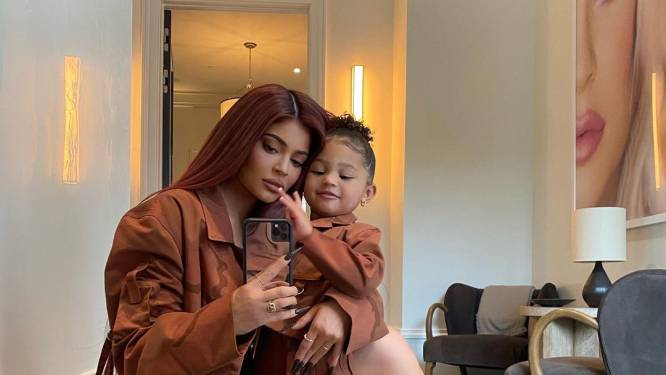 Kylie Jenner (23) breidt haar imperium uit met een merk voor baby's