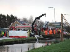 Auto te water in Pijnacker, bestuurder overlijdt