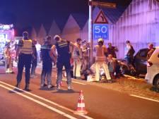 Scooterrijdster (51) op straat gereanimeerd na aanrijding, automobilist aangehouden