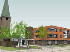 Appartementen op oude kerklocatie Bathseweg stap dichterbij