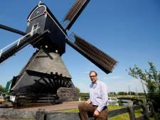 Thijs woont in een molen in Lexmond: 'Een voorrecht'