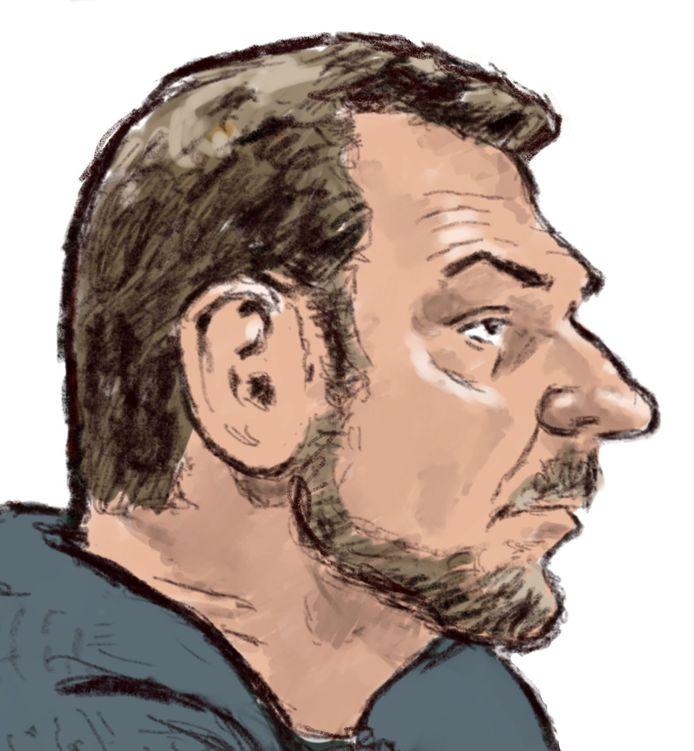 Jos Brech wordt verdacht van het ontvoeren, misbruiken en doden van Nicky Verstappen in augustus 1998.