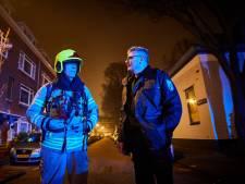 Zo beleven Rotterdamse brandweermannen de jaarwisseling