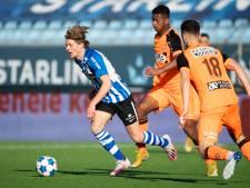 'Realistische dromer' met karakteristieke haarband: Jasper Dahlhaus (19) wil zich tonen bij FC Eindhoven