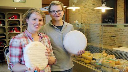 Jonge kaasmakers scoren internationaal met geitenkaas