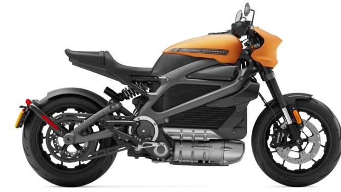 Harley-Davidson komt met elektrisch motormerk