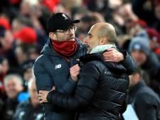 """""""Fantastique"""", """"pas la même passion"""": Guardiola rend hommage à Liverpool"""