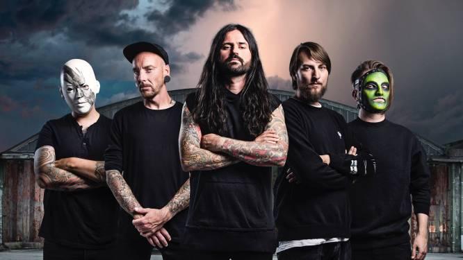 Metalbands Channel Zero en Fleddy Melculy komen naar Werchter Parklife