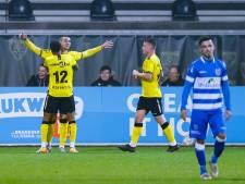 Zo houdt PEC vanmiddag de Griekse goalgetter van VVV-Venlo in bedwang