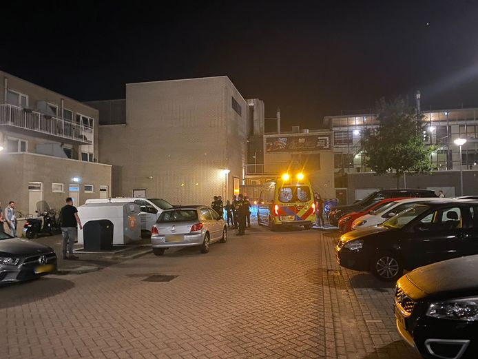 Bij een steekpartij in Zeewolde raakte een 42-jarige man gewond.