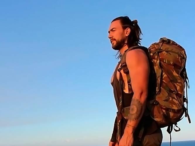 Nederlandse oorlogsveteraan voltooit monstertocht: 3000 kilometer op blote voeten