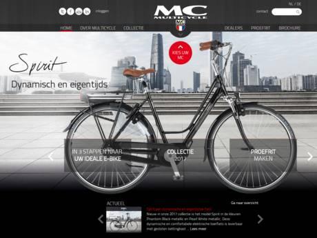 Failliet Multicycle wordt overgenomen