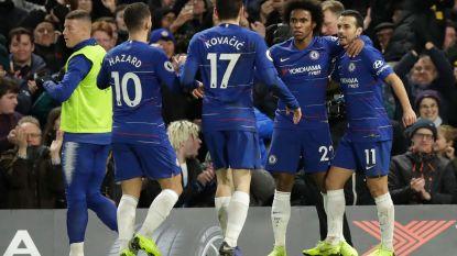 Eden Hazard helpt Chelsea met tiende assist van seizoen voorbij Newcastle United