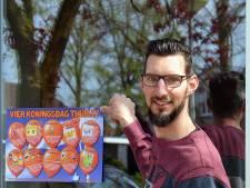 Oranjeklant Ronald snakt naar ouderwetse Koningsdag: 'Zo'n traditie poets je niet zomaar weg'