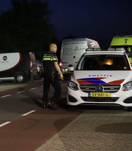 Scooterrijder gewond door aanrijding in Wadenoijen