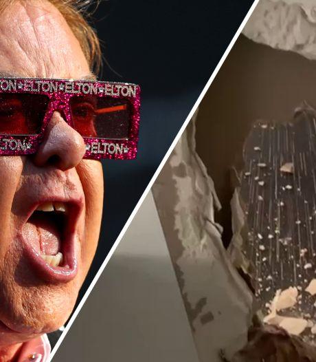 Nieuws gemist? Ravage door inbraak bij koffiezaak en komt Elton John naar Arnhem?