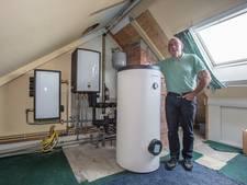 Pionier Ton uit Helmond woont geheel aardgasvrij