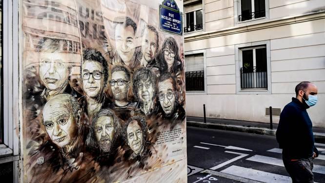 Beklaagde Ali Riza Polat pleit onschuldig tijdens proces over bloedbad bij Charlie Hebdo
