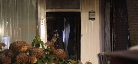 Felle brand verwoest meterkast van woning in Sint-Oedenrode