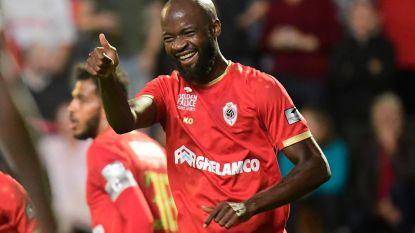 Onvermijdelijke Didier Lamkel Zé leidt Antwerp met twee goals naar zege tegen Cercle
