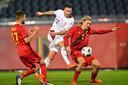 Titulaire avec les Diables contre la Suisse, Sebastiaan Bornauw sera de la partie, mardi soir, en Bosnie.