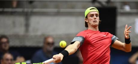 Arthur De Greef battu en finale du Challenger de Heilbronn en Allemagne