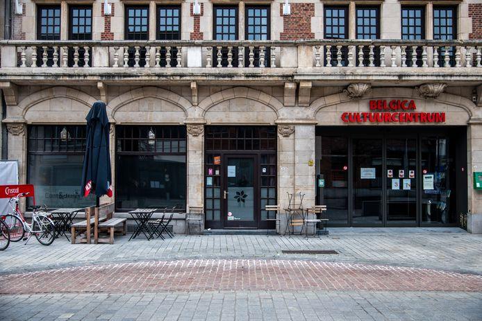 Cultuurcentrum Belgica.