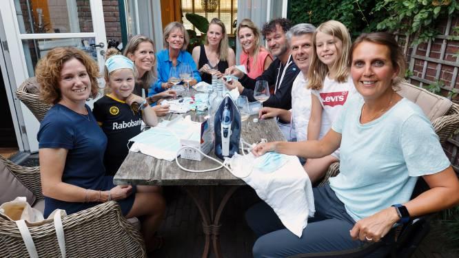 Running Dinner: opgesplitste setjes gluren bij de buren