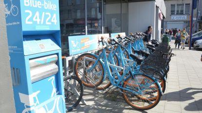 Binnenkort overal Vlaamse deelfietsen?Vlaanderen wil Blue Bikes van NMBS overnemen