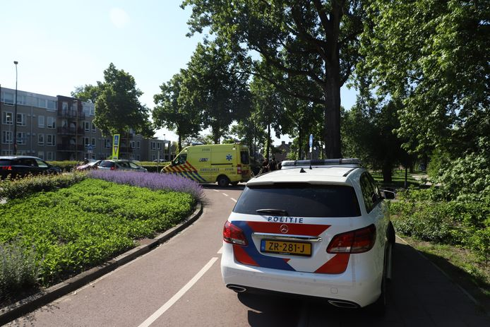 Fietser gewond bij ongeluk in Veghel.