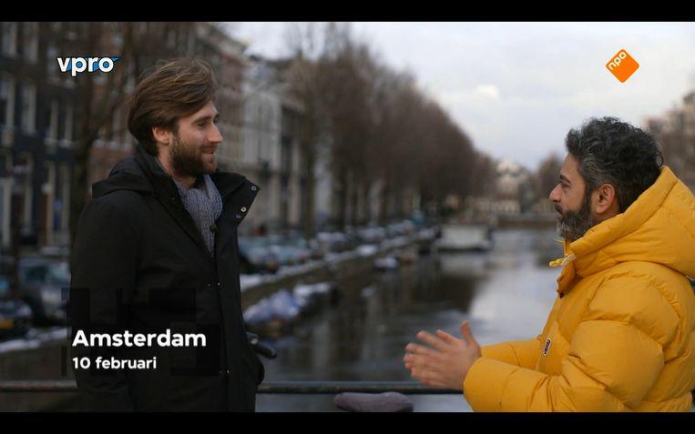 Tv zonder inzicht: Freek Jansen (FvD) doet racisme af als borrelpraat - Trouw