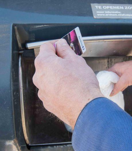 Gebruik Arnhemse afvalpas en privacy opnieuw inzet rechtszaak