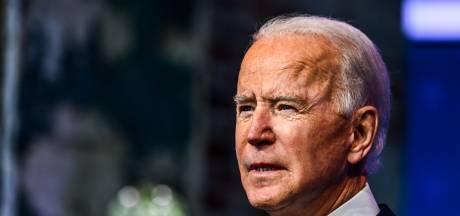 Biden hoopt dat Trump bij zijn inauguratie is