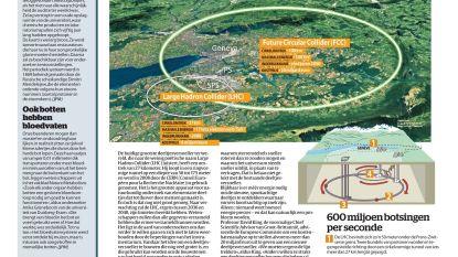 Ondergrondse 'ring' van 20 miljard euro