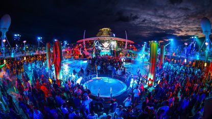 Nu al uitkijken: 'Tomorrowland op zee' volgend jaar op twéé cruiseschepen