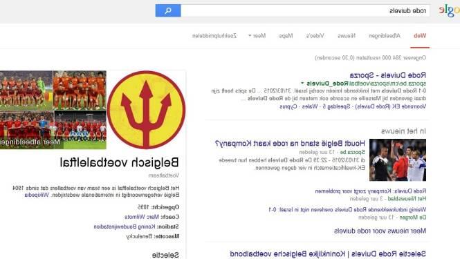 Google draait de rollen om vandaag