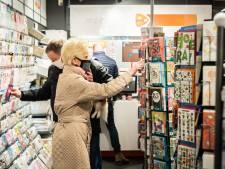 Dit is hoe winkeliers vandaag voorzichtig de eerste klanten ontvingen: 'Ik kon niet wachten'