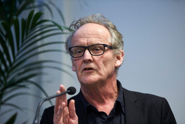 Frank van Vree, directeur van het NIOD.  Beeld Phil Nijhuis