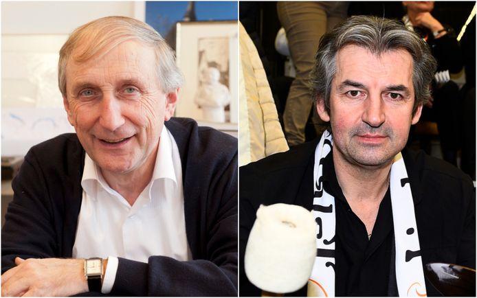 Michel Doomst en Eric Van Snick.