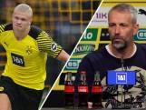 Dortmund-trainer Rose over Haaland: 'Belangrijk dat hij terugkomt'