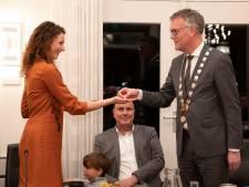 Oisterwijkse raad omarmt nieuwe wethouder Stefanie Vatta in sfeer van ongekende harmonie