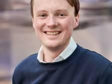 Robin Verleisdonk stopt in 2022 als fractievoorzitter van D66 in Eindhoven