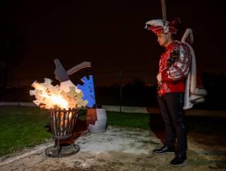 Geen carnaval, maar prins Gianni zorgt wel voor alternatieve popverbranding