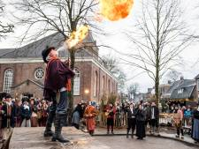 Historisch Schouwspel in Den Ham verhoogt entreeprijs: 'Kan anders niet uit'