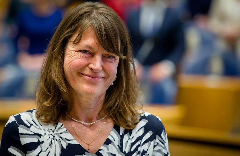 Margrite Kalverboer: