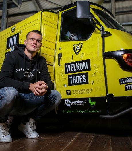Vito van Crooij, van clubtopscorer tot pispaal van PEC: 'Als ik werd gewisseld, begonnen de fans te juichen'