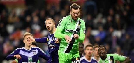 Anderlecht op eigen veld onderuit tegen Charleroi