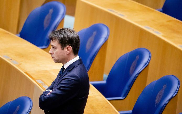 Chris Stoffer zat al voor de SGP in de Tweede Kamer en gaat dat de komende vier jaar nog eens doen.