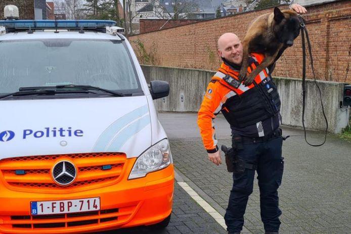 politie sint-niklaas