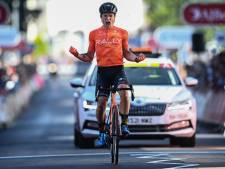 Carpenter wint na solo tweede etappe in Tour of Britain
